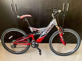 Bicicleta Trek Modelo Y26 Original Doble Suspensión