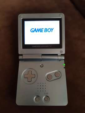 Gameboh advance SP 101