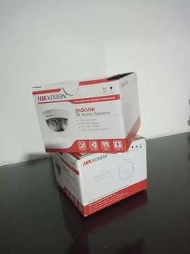Venta de Cámaras Seguridad 700 TVl Hikvision Nuevas