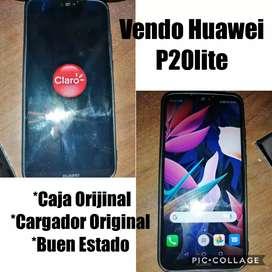 teléfono huawei P20Lite