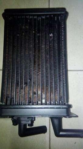 Radiador calefacción calefactor Fíat peugeot original Nuevo