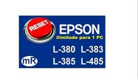 Reset Impresora Epson