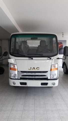 JAC JHR + (Obsequio matrícula y Soat), 2022