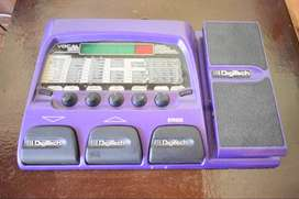 multiefectos Vocal procesor DigiTech vocal 3000