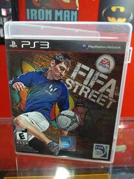 FIFA Street PS3 físico