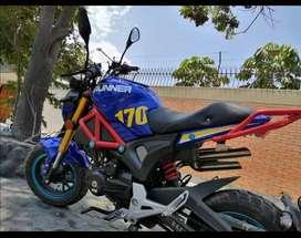MOTO RUNNER 170 SOAT VIGENTE HASTA ABRIL DEL 2022