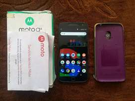 MOTO G4 PLUS  32 GB 10/10