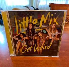 Little Mix Get Weird