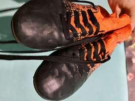 Guayos con bota