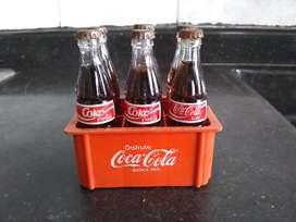 Coleccionable Caja Coca Cola mini