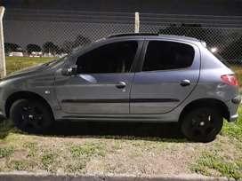 Vendo Peugeot 206 XTD 1.9 diesel