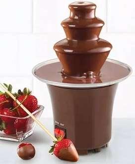 Fuente de 3 Niveles Para Chocolate Mini