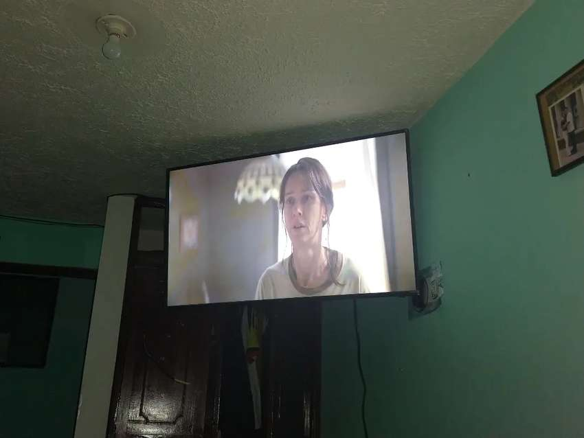TV jvc 50 android