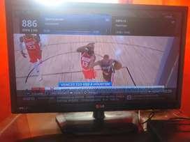 Se vende televisor LG 21 pulgadas en exelentes condiciones