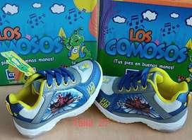Remate de calzado para niños pocas  unidades y tallas .vendo todo el lote o por unidad