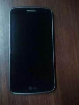 Vendo celular lg k5
