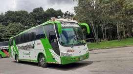 Bus Chevrolet LV150 Modelo 2006, Carrocería Picasso, 41 puestos