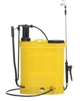 Fumigadora 20 litros espalda