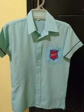 Uniforme niño Talla 8 Colegio CEIM