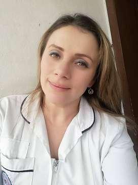 Busco empleo  Como enfermera cuidado del adulto mayor, también como Camarera,  atención al cliente, cajera