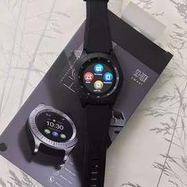 Smartwach Reloj Inteligente Con Cámara Bluetooth, Sim
