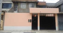 Ocasión se vende casa 1er piso  Piopata El Tambo Huancayo