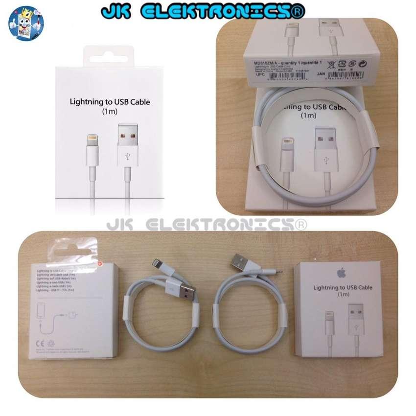 Cable iPhone 5,6,7,8 1mt Lightning Usb Original