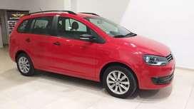 Impecableee!!!  Volkswagen Suran Modelo 2012 Con Tan Solo 42.000 kilómetros reales!!!