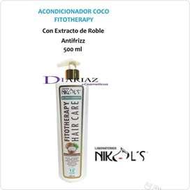 Acondicionador Coco Fitotherapy • Nikols