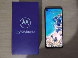 Vendo o permuto Motorola One Visión 128gb 4gb RAM