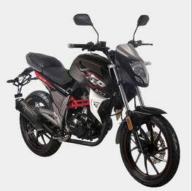 Moto shineray gp200cc 2020