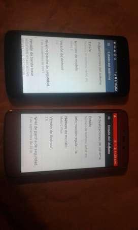 Motorola c, Motorola c plus.