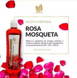 Aceite Rosa mosqueta segunda mano  Los Naranjos