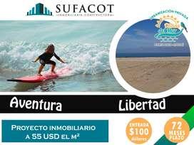 Propiedad en venta en Puerto Cayo a 2KM del Mar | SD2