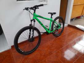 Bicicleta gw scorpion atack rin 27.5