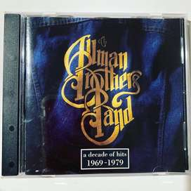 Allman Brothers Band - A decade of hits 1969-1979
