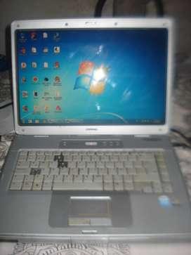 Notebook Compaq Presario C500 Doble Nucleo No Envio