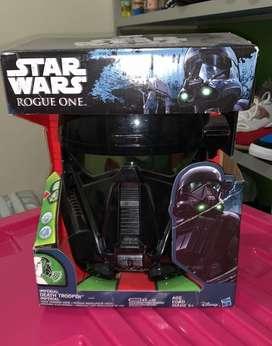 Star Wars Mascara