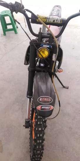 mini motocros
