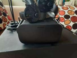 Gafas de realidad virtual oculus rift cv1