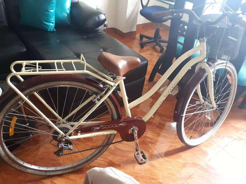Vendo cicla 0