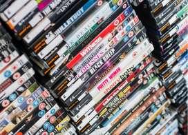 300 películas en cds