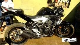 Vendo Yamaha MT03 2017