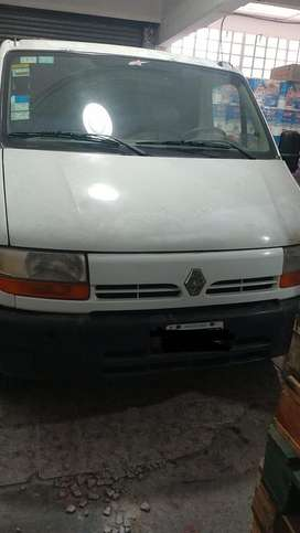 Master diesel 2.8 furgon corto