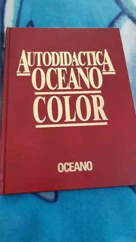 Autodidactica Océano Color