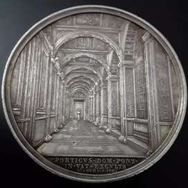Medalla Conmemorativa antigua Pío IX