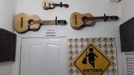 Guitarras,Ukeleles en Venta, en Entono-Siria 474, Salta