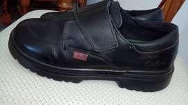 Zapato escolar varon numero 35 kicikers