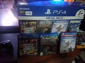 PS4 slim nuevo. 1 terá