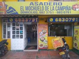 Vendo Restaurante Asadero. El Mochuelo La Campiña.